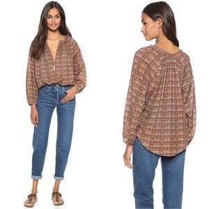 Bohemian Isabel Marant Blouse Size S/4